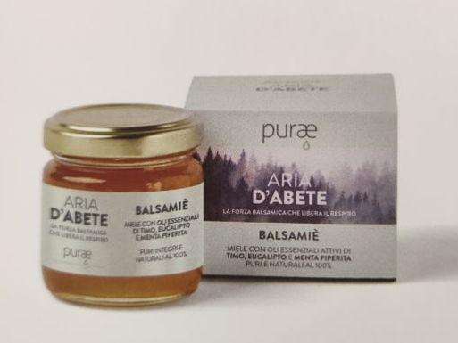 Balsamiè Miele Balsamico Aria d'Abete Purae