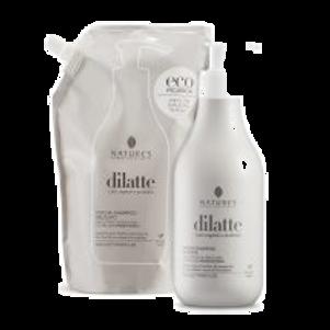 Doccia-shampoo delicato Dìlatte 400ml