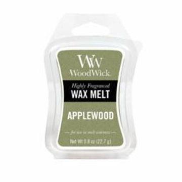 Cialda per bruciatori Woodwick WAX Melt APPLEWOOD