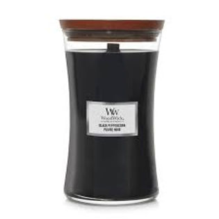 Candela Woodwick Large BLACK PEPPERCORN