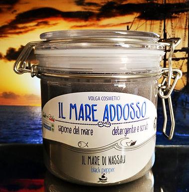 Mare addosso Il Mare di Nassau – Black Pepper