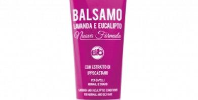 BALSAMO CAPELLI BIO LAVANDA EUCALIPTO- ALKEMILLA 250ML
