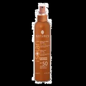 Spray Fluido Solare SPF 50 200ml