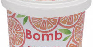 Bomb Cosmetics Oil Scrub Pink Marmalade 365ml