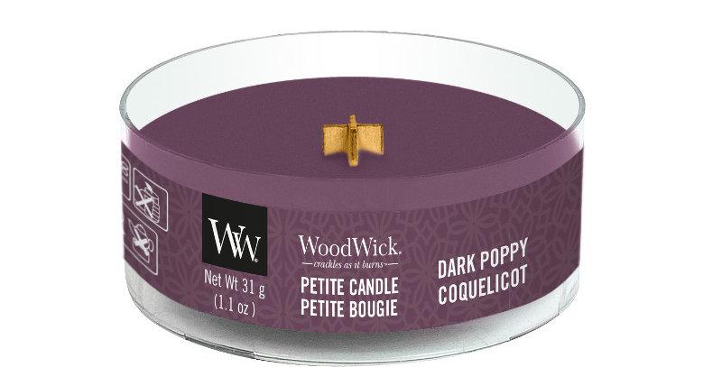 Candela Woodwick Petite DARK POPPY