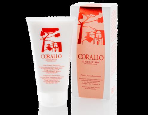 CORALLO Olio Crema Sontuoso 150ml