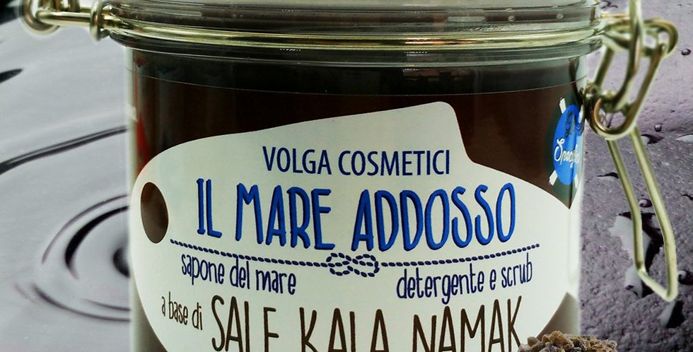 Il Mare Addosso – Sale Nero Viola vulcanico Kala Namak – Sali Specifici