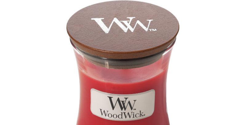 Candela Woodwick CRIMSON BERRIES Medium