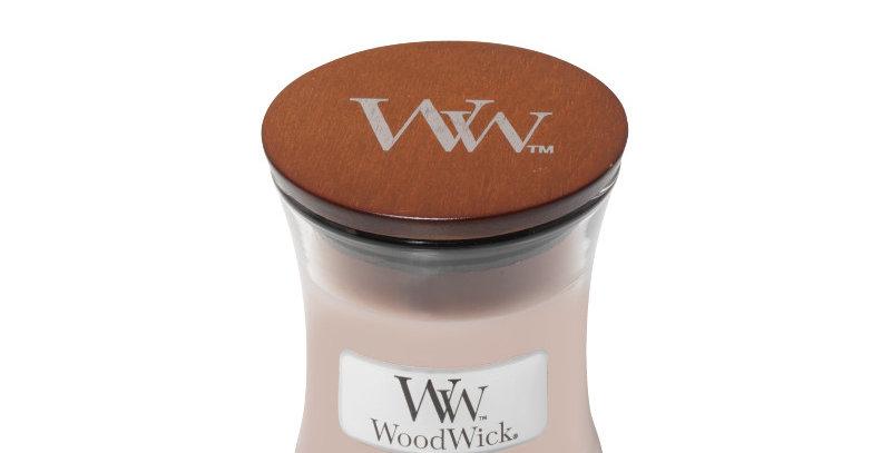 Candela Woodwick mini VANILLA SEA SALT