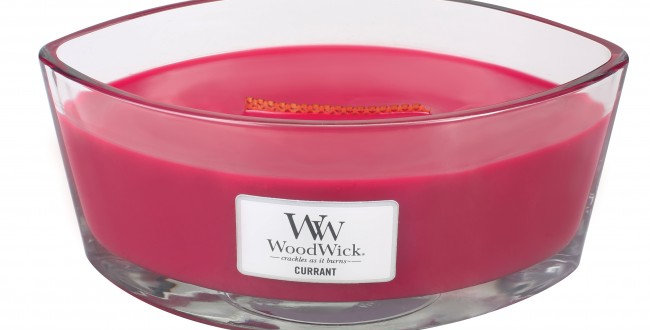 Candela Woodwick Ellipse CURRANT