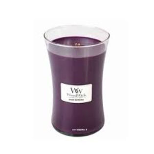 Candela Woodwick Large SPICED BLACKBERRY