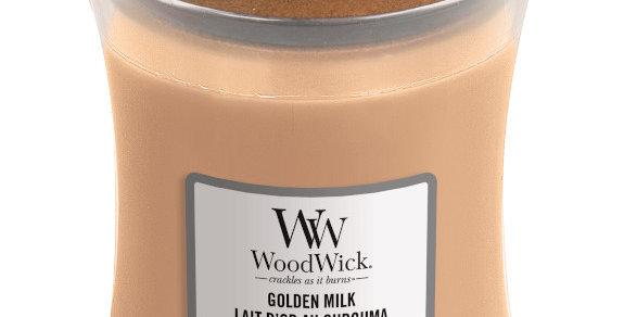 Candela Woodwick Medium GOLDEN MILK