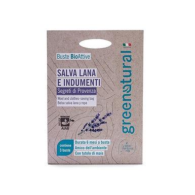 Salva Lana e Indumenti Provenza - 3 Buste Bioattive
