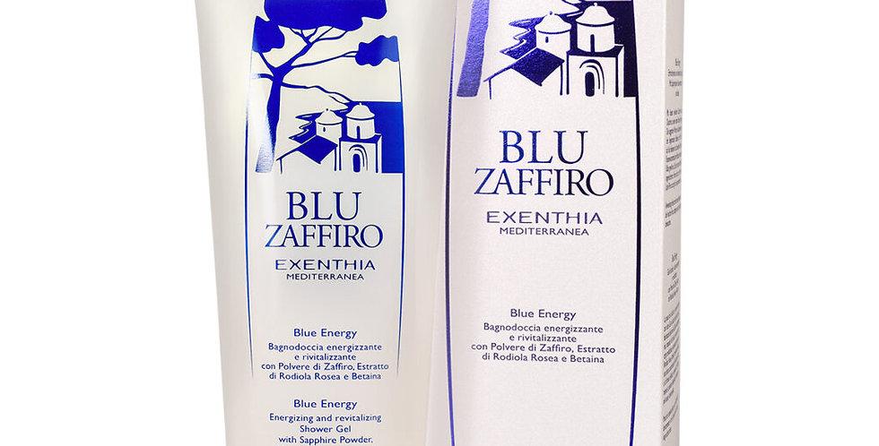 BLUE ENERGY Bagnodoccia energizzante e rivitalizzante Blu Zaffiro