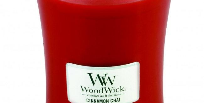 Candela Woodwick Large CINNAMON CHAI