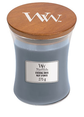 Candela Woodwick Mini EVENING ONYX
