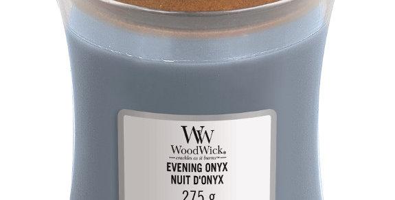 Candela Woodwick Mini EVENING ONYX