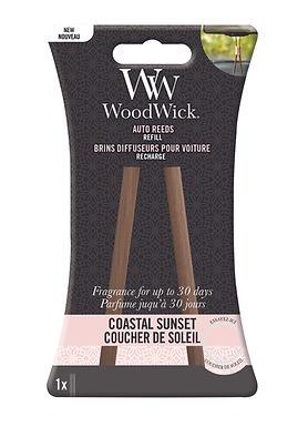 REFILL Auto Reeds COASTAL SUNSET- WoodWick
