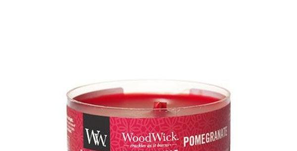 Candela Woodwick Petite POMEGRANATE