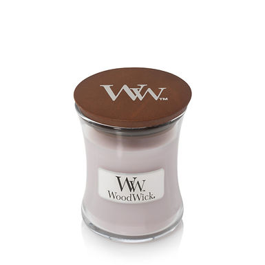 Candela Small Woodwick WILD VIOLET