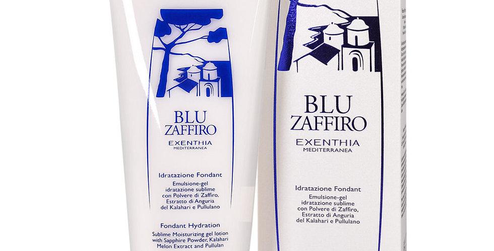 Blu Zaffiro IDRATAZIONE FONDANT