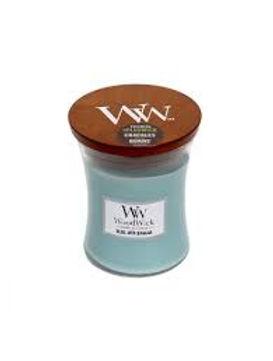 Candela Woodwick Small BLUE JAVA BANANA