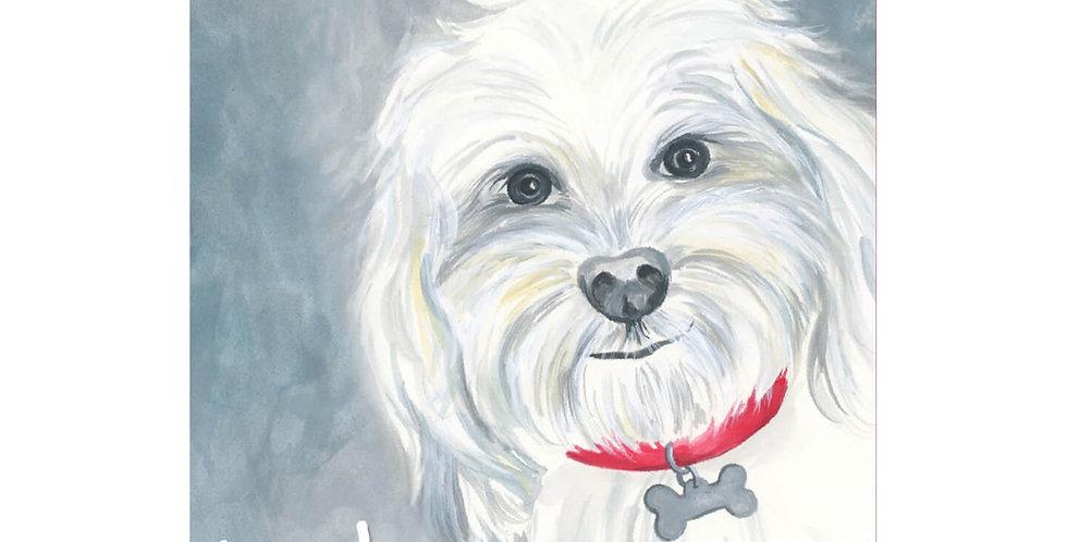 Buste Maxi 115×170 mm Lucky Dog