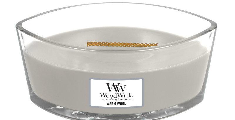 Candela Woodwick Ellipse WARM WOOL