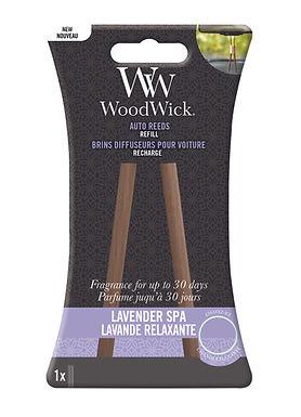 REFILL Auto Reeds LAVANDER SPA- WoodWick