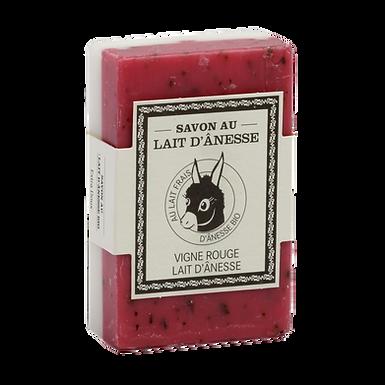 Sapone Duo al Latte fresco Biologico d'Asina 125gr alla Vigna Rossa