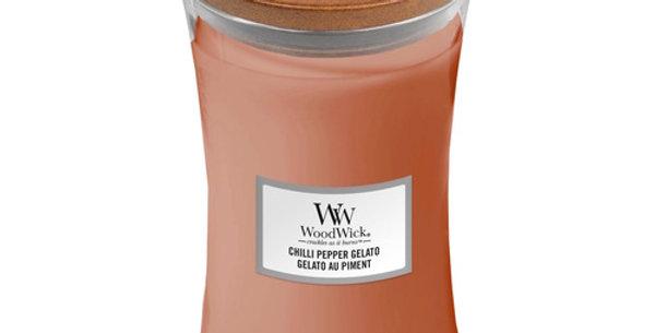 Candela Woodwick Chilli Pepper Gelato Large