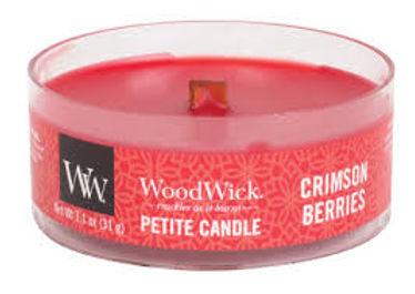 Candela Woodwick CRIMSON BERRIES Petite