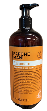 Sapone Liquido Mani Agrumato 500ml