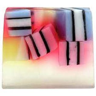 BOMB COSMETICS Handmade Soap Saponetta Naturale Fatta a Mano Candy Box