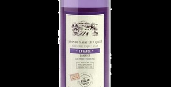 Sapone di Marsiglia Liquido Ricarica 1Lt alla Lavanda