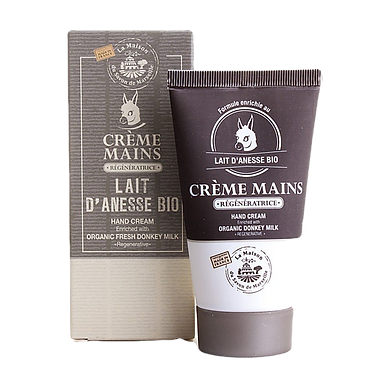 Crema Mani al Latte d'Asina 75ml