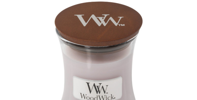 Candela Medium Woodwick WILD VIOLET