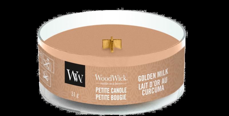 Candela Woodwick Petite GOLDEN MILK