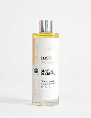 OLIO MASSAGGIO Elisir Nuvola di Crema100 ml