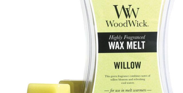 Cialda per bruciatori Woodwick WAX Melt WILLOW