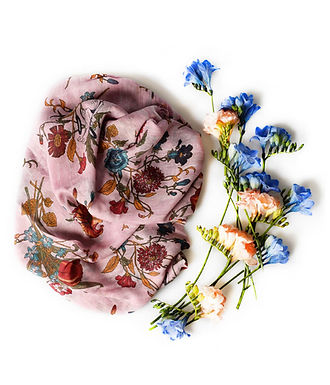 Foulard INNBAMBOO Botticelli