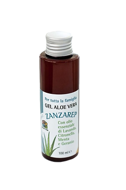Gel Aloe Zanzarep