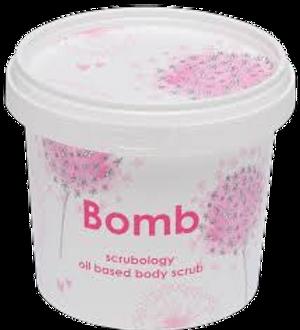 Bomb Cosmetics Oil Scrub Scrubology 365ml
