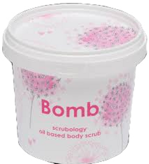 Bomb Cosmetics Oil Scrub Scrubology 365ml