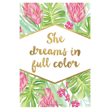 Buste Maxi 115×170 mm Dreams in a Full Color