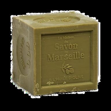 Sapone di Marsiglia Cubo 300gr