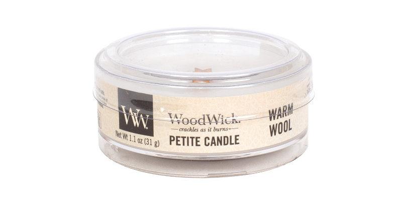 Candela Woodwick Petite WARM WOOL