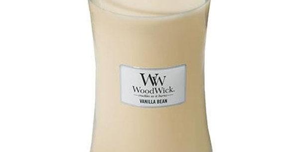 Candela Woodwick Large VANILLA BEAN
