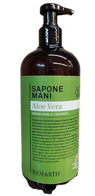 Sapone Liquido Mani Aloe Vera 500ml