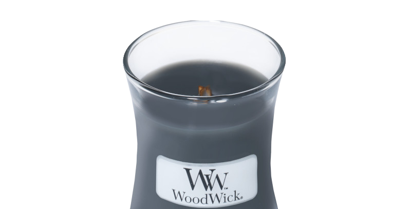 Candela Woodwick Mini EVENING BONFIRE